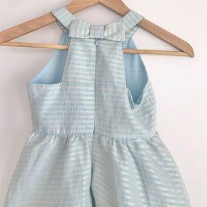 Other - NWOT Stripped with tulle dress